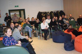Pierwsze spotkanie startupowe wStalowej Woli. Zobacz fotorelację.